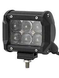 Недорогие -Автомобиль Лампы 30W 3000LM Рабочее освещение
