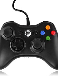 Недорогие -геймпад для xbox 360 проводной контроллер для xbox 360 controle проводной джойстик для xbox360 игровой контроллер геймпад джойстик