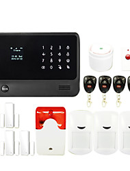 G90B Plus Wireless WIFI+GSM Home thief Security System alarm