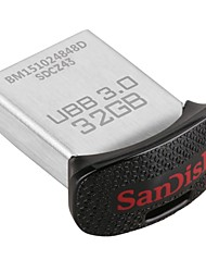 SanDisk Ultra Fit 32GB USB 3.0 Flash Drive (SDCZ43-032G-GAM46)