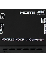 cheap -HDMI Converter for HDCP Converter HDCP 2.2 to HDCP 1.4 Convert Vision for HDMI 4K Resolution Decrease Version