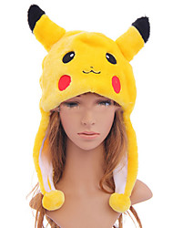cheap -Hat / Cap Inspired by Pocket Little Monster PIKA PIKA Anime / Video Games Cosplay Accessories Hat Polyester Men's / Women's Halloween Costumes