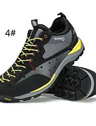 Недорогие -Муж. Кеды Кроссовки для ходьбы Альпинистские ботинки Резина Рыбалка Пешеходный туризм Восхождение Дышащий Противозаносный Амортизация Этиленвинилацетат Бархат 2 # 3 # 4 # / Вентиляция