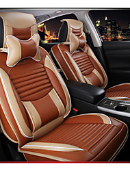 TheNew Leather Car Seat Cushion,Seat Cushion Leather Soft For Most Of The Car