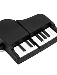 zpk02 8gb usb di memoria Flash 2.0 pianoforte nero u bastone