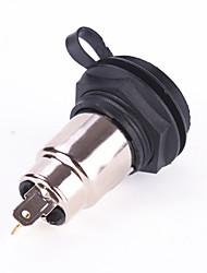 iztoss nous brancher l'adaptateur 12V / 24V prise allume-cigare de qualité de chargeur de moto de voiture automatique