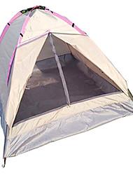 economico -LANGYA 2 persone Tenda Singolo Tenda da campeggio Una camera Asciugatura rapida Traspirabilità per Campeggio CM
