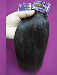 cheap -unprocessed 7a peruvian virgin hair straight mixed length 500g 10bundles lot real original peruvian human hair color1b