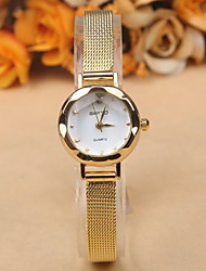High Quality ladies watch Quartz Women  Stainless Steel Strap Watch , Dress Women Watches Women Wristwatches Cool Watches Unique Watches