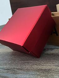 Недорогие -Креатив Кубик Картон Фавор держатель с Узор Подарочные коробки