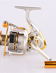 cheap -Spinning Reels 5.2:1 11 Ball Bearings Exchangable Sea Fishing / Spinning / Freshwater Fishing-FC1000