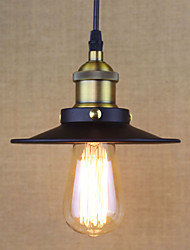 cheap -Lantern Country Traditional/Classic Retro Mini Style Pendant Light Ambient Light For Living Room Bedroom Bathroom Kitchen Dining Room