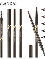 billige -Øjenbryn Penne og blyanter 1 pcs Makeup Øjne Tør Længerevarende Naturlig Ensfarvet Kosmetiske Plejemidler