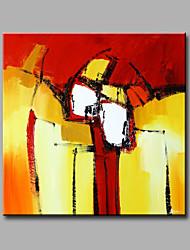 Pintados à mão FantasiaModerno 1 Painel Tela Pintura a Óleo For Decoração para casa
