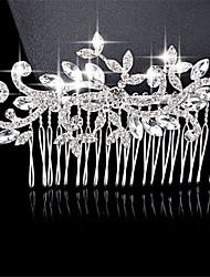 abordables -Peigne de Côté Accessoires pour cheveux Alliage Perruques Accessoires Femme pcs 6-10cm cm