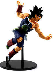 cheap -Dragon Ball Z Master Stars Piece MSP No.19 Super Saiyan Son Goku Gokou 23cm Boxed PVC Action Figure Model Doll