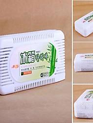 Ridge purificatore d'aria frigorifero scatola di bambù carbone attivo frigorifero deodorante odori odore di rimozione