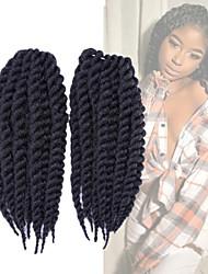 Black Crochet / Havana / Senegal / Box Braids Twist Braids Hair Extensions Kanekalon Strand gram Hair Braids