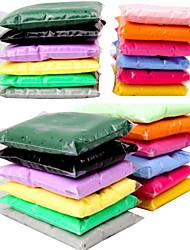 Недорогие -24pcs / комплект фимо полимерная глина инструменты податливым фимо полимерная глина моделирования мягкие блоки пластилин DiY игрушки