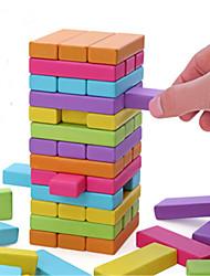 Blocs de Construction Pour cadeau Blocs de Construction Bois Jouets