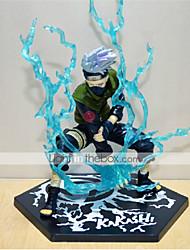 Anime Action-Figuren Inspiriert von Naruto Hatake Kakashi PVC CM Modell Spielzeug Puppe Spielzeug