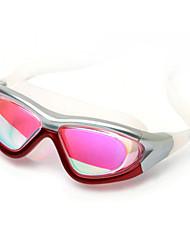 YUKE Óculos de Natação Mulheres / Homens / Unisexo Anti-Nevoeiro / Á Prova-de-Água / Tamanho Ajustável / Proteção UV / Anti-EstilhaçosGel