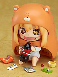 cheap -Himouto! Umaru-chan Doma Umaru 10CM PVC Anime Action Figures Doll Toys