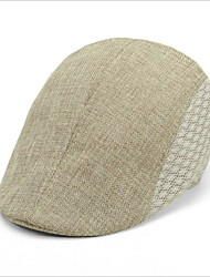 cheap -Newest Korea Linen Cap