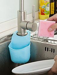 baratos -1pç Sacos de Lixo e Latas Plástico Fácil Uso Organização de cozinha