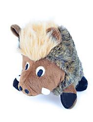 Недорогие -Плюшевые игрушки Скрип Поросенок Поросенок текстильный Назначение Кошка Собака