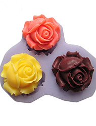 cheap -Mold Flower For Pie For Cookie For Cake Silicone Eco-friendly DIY Thanksgiving