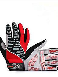 MOKE® Aktivnost / Sport Rukavice Biciklističke rukavice Ugrijati Vjetronepropusnost Ultraviolet Resistant Moisture Permeability Otporno