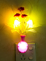 bel vaso di colore cangiante luce di emergenza LED Night luce controllata intelligente per la decorazione della stanza dei bambini a casa