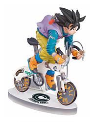 povoljno -Anime Akcijske figure Inspirirana Dragon Ball Cosplay PVC 9 CM Model Igračke Doll igračkama