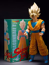 cheap -Anime Action Figures Inspired by Dragon Ball Cosplay PVC 42 CM Model Toys Doll Toy