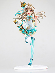cheap -Anime Action Figures Inspired by Love Live Cosplay PVC 25cm CM Model Toys Doll Toy