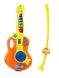 Недорогие -электронный орган абс синий / желтый / оранжевый музыка игрушка для детей
