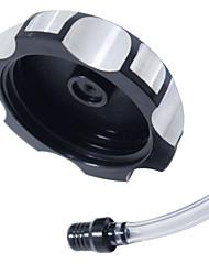 Недорогие -чпу крышка бака алюминиевого топливного газа с выпускным клапаном для ХОНДА грязи яму велосипед crf250r CRF250X CRF450R (04-09)