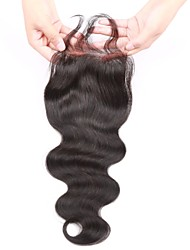 cheap -Classic Body Wave Swiss Lace Free Part High Quality Daily