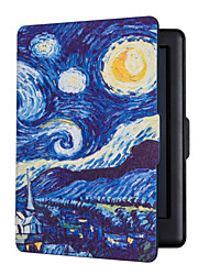 Hot Selling Ultra Magnetic Auto Sleep Slim Cover Case Hard Shell For KOBO GLO HD  Starry Sky 6.0inch
