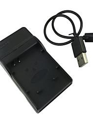 micro usb carregador de bateria de câmera móvel nb-4l para canon bateria nb-8l nb-4l