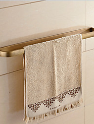 cheap -Towel Bar Contemporary Brass 1 pc - Hotel bath 1-Towel Bar