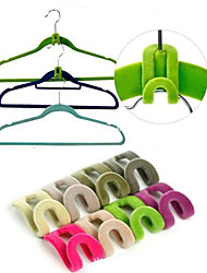 cheap -3D Space Saving Hanger Magic Clothes Hanger with Hook Closet Organizer(10PCS)