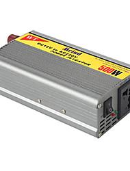 Недорогие -500W meind инвертор 12v к 220v
