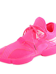 Sneakers Summer Fall Jelly Shoes Leather Outdoor Casual Yellow Pink White
