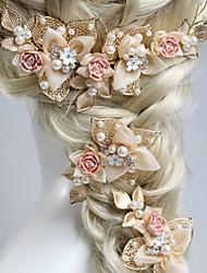 preiswerte -Perle Stirnbänder 1 Hochzeit Normal Draussen Kopfschmuck