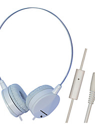 3,5-mm-Stecker verkabelt Kopfhörer (Stirnband) für Media-Player / Tablette | Handy | Computer