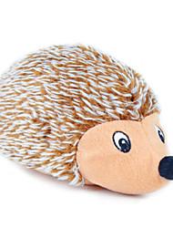Недорогие -Плюшевые игрушки Скрип Ёж Ёж текстильный Назначение Кошка Собака