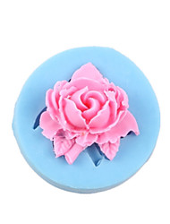 cheap -Flower Shaped Fondant Cake Chocolate Silicone Molds,Decoration Tools Bakeware