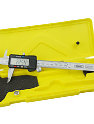 cheap -REWIN® TOOL Stainless Steel Digital Caliper 0-150mm The Metric And Inch